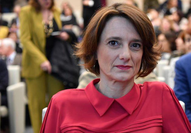 Elena Bonetti, ministra per le Pari opportunità e la