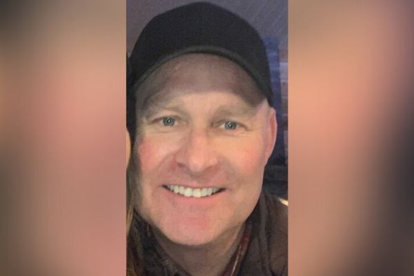 Suspect Gabriel Wortman, 51, was stopped by police in Enfield, N.S.