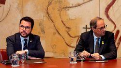 Torra asegura que la Generalitat aprobará su plan propio de