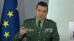 El Gobierno da explicaciones tras las palabras de este mando de la Guardia Civil sobre los