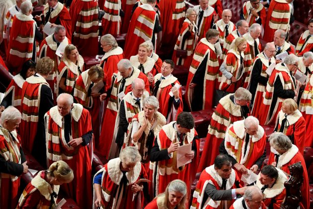 Lords Authorities 'Considering' Paying Peers £323 Daily Allowance To Work From