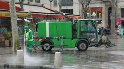 Des traces de covid-19 dans un réseau d'eau à Paris,