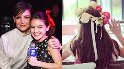 Katie Holmes Shares Rare Photo Of Suri To Celebrate Daughter's 14th