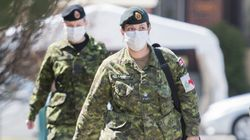 Military Heads To Montreal Nursing Homes As COVID-19 Continues To