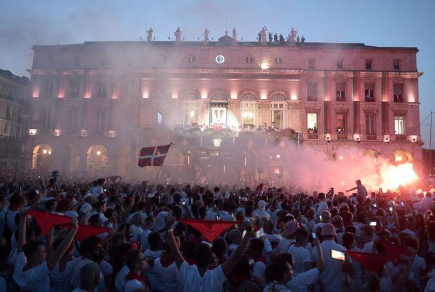 Les fêtes de Bayonne n'auront pas lieu à l'été 2020 à cause du coronavirus(...
