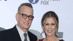Tom Hanks Says Wife Rita Wilson Had Brutal COVID-19