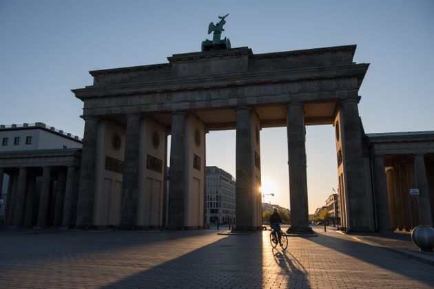 20 April 2020,Η Πύλη του Βρανδεμβούργου-...