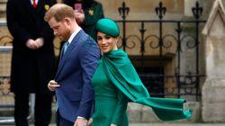 Mécontents, Harry et Meghan boycottent les tabloïds