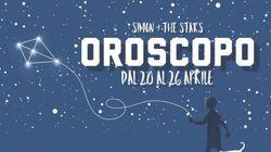 Oroscopo di Simon and the Stars: la settimana dal 20 al 26