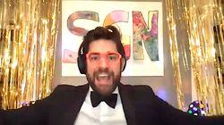 John Krasinski Hosts Online Prom With Jonas Brothers, Billie