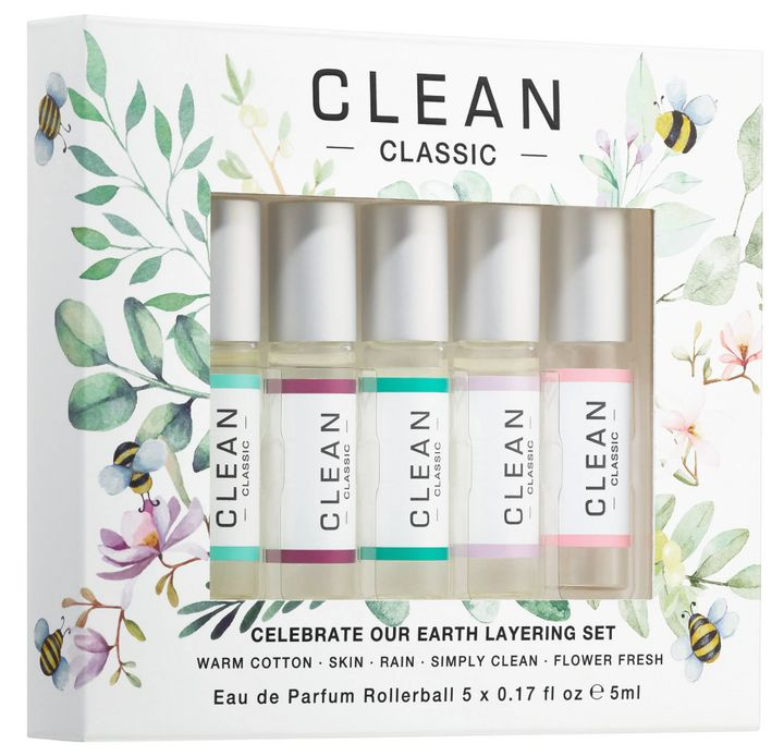 Celebrate Our Earth Rollerball Set by Clean Beauty