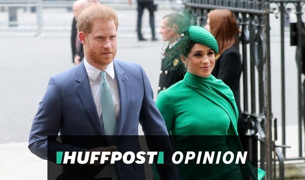 Meghan And Harry's Tabloid Shun Could Have Been Groundbreaking. Instead, It Was Tone Deaf