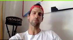 Tennis Star Novak Djokovic Reveals He's Anti-Vaccine During
