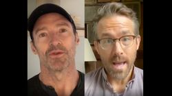 Ryan Reynolds And Hugh Jackman Feud While Calling For An End To Their