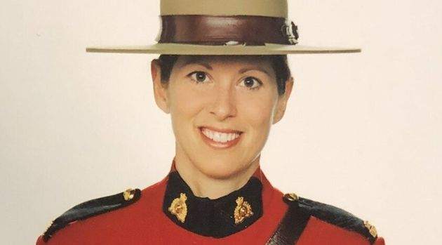 RCMP Const. Heidi Stevenson, one of the victims of the Nova Scotia mass shooting, is shown in an RCMP...