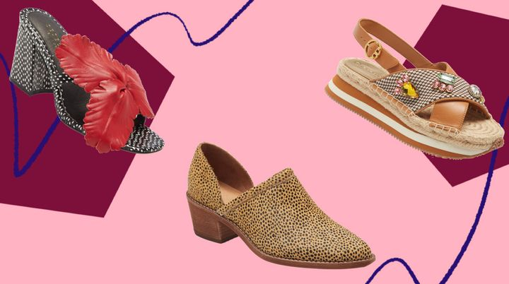 You'll definitely want to slip into these shoes that are now on sale at Nordstrom.