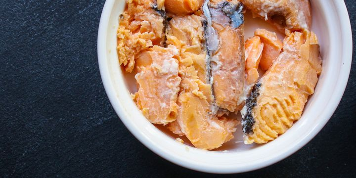 Canned salmon is a good alternative to fresh when you're looking to boost your omega-3s.