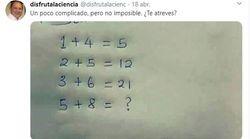 El problema matemático que vuelve loco a medio
