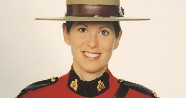 RCMP Const. Heidi Stevenson is shown in an RCMP handout photo.