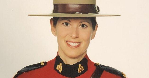RCMP Const. Heidi Stevenson is shown in an RCMP handout