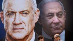 En Israël, Netanyahu et son ex-rival forment un