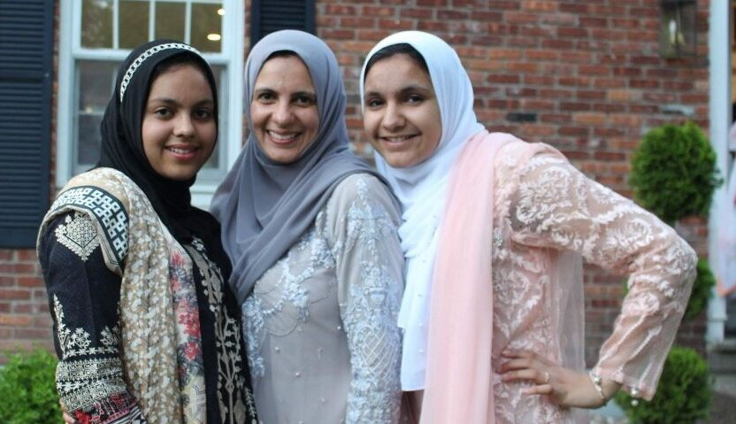 Asma Bawla, 19, would typically spend part of Ramadan with friends and on the weekends with her mother and sister in Albany,
