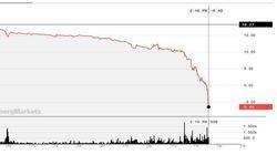 Le prix du baril de pétrole américain tombe en dessous de 0 dollar, du jamais