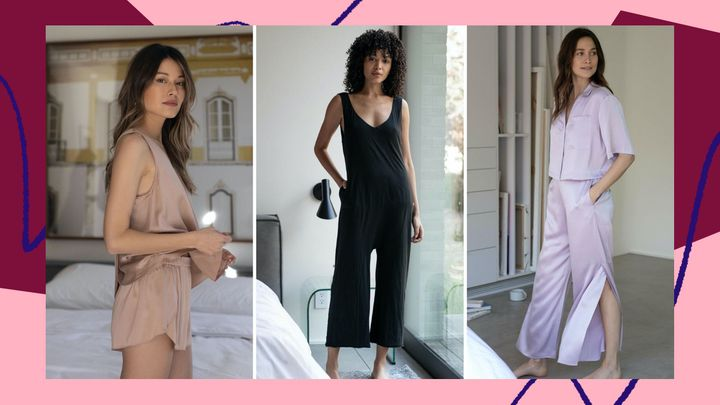 """Are <strong><a href=""""https://fave.co/2VFW0dO"""" target=""""_blank"""" rel=""""noopener noreferrer"""">Lunya's luxury PJs worth the money</a></strong>? Here's why our writer thinks so."""