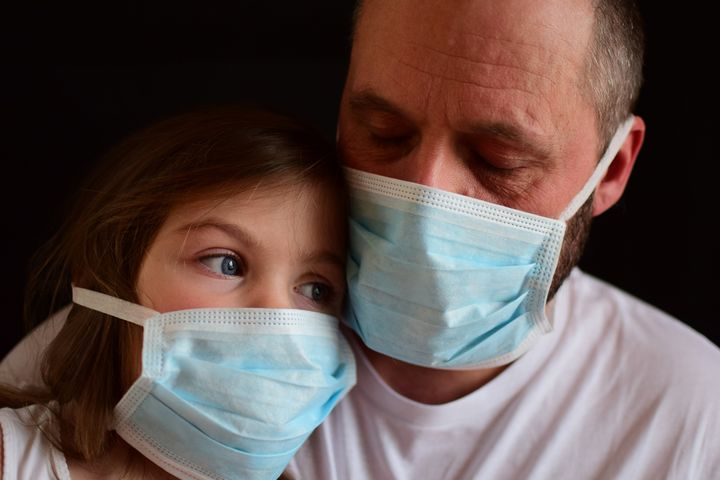 If you suspect you're sick, and have mild symptoms, stay home, wear a mask and wash your hands often.