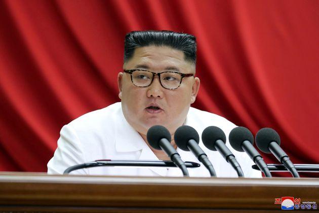 金正恩・朝鮮労働党委員長