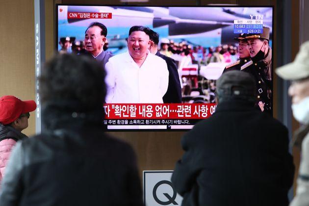La Corée du Sud affirme n'avoir rien décelé d'inhabituel au sujet de la santé...