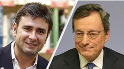 Nel mirino di Di Battista anche Draghi: