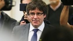 La Justicia belga se declara no competente en la demanda civil de Puigdemont contra