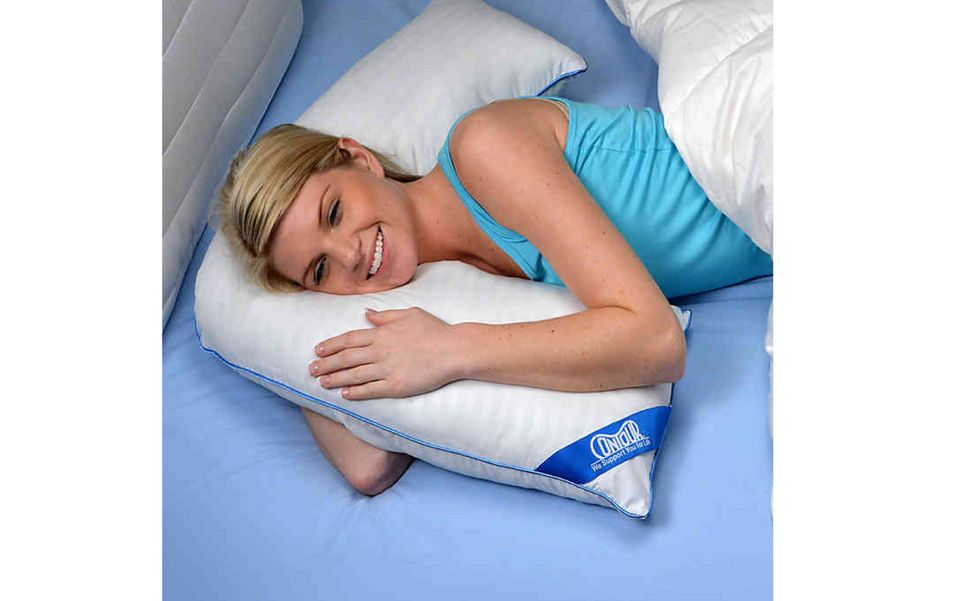 The Best Pillows For Side Sleepers To Prevent Neck, Shoulder And