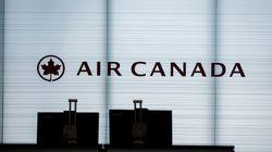 Air Canada prolonge la suspension de ses vols vers les