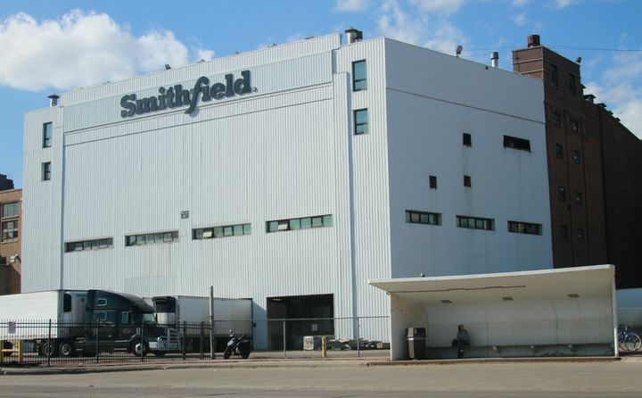 The Smithfield pork processing plant in Sioux Falls, South Dakota, was shut down when more than 230employees tested positive for COVID-19.