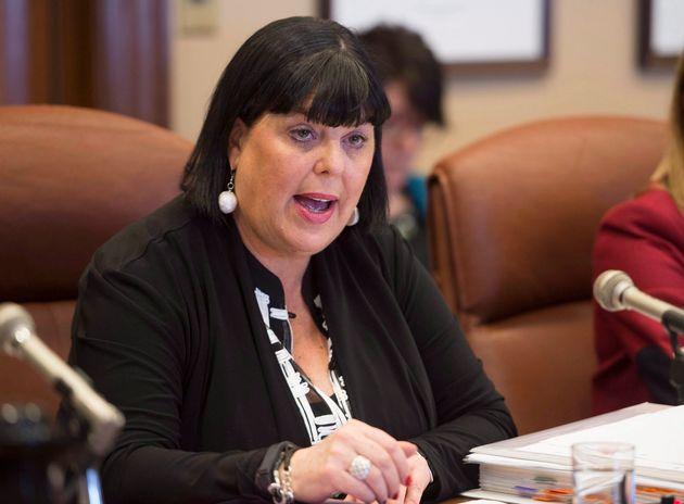 L'ancienne sous-ministre des Transports du Québec, Dominique Savoie (photo