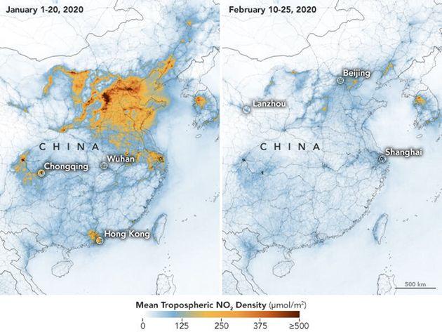 4月22日は「地球の日(アースデイ)」。新型コロナ対策が環境悪化にブレーキ?
