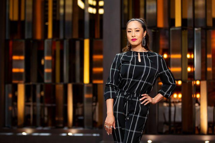 MasterChef Australia: Back To Win judge Melissa Leong