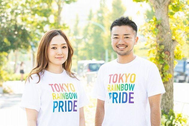 山田なつみさん(左)と杉山文野さん