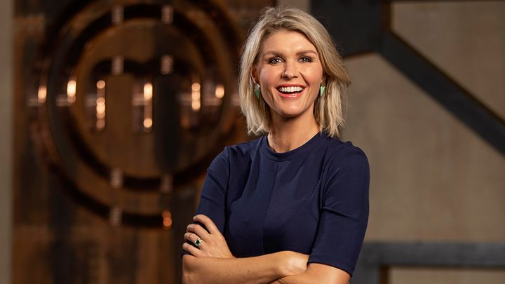 MasterChef Australia: Back To Win contestant Courtney Roulston