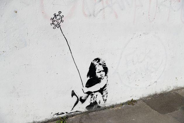 Banksy (Σαουθάμπτον, Αγγλία,...