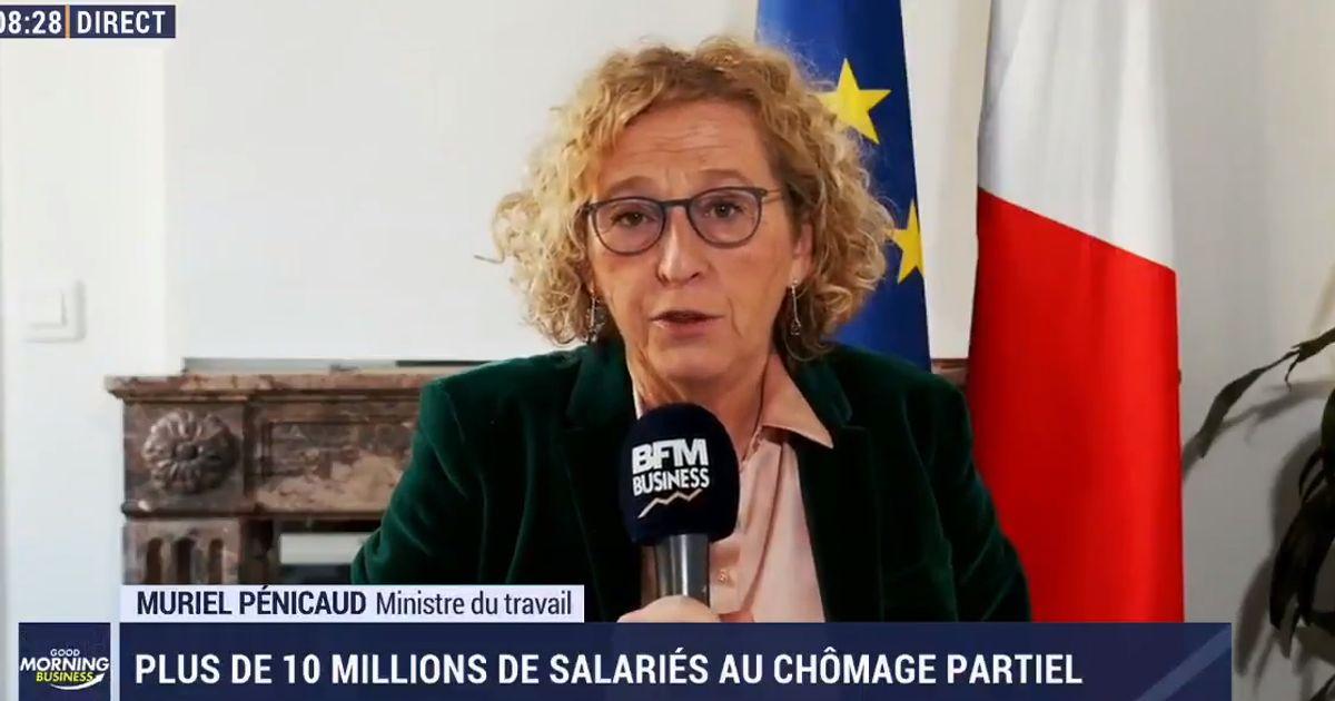 Photo of Le cap des 10 millions de salariés au chômage partiel dépassé en France | Le HuffPost