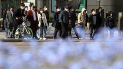 오늘 오후 2시경 서울에 '관측 사상 가장 늦은 눈'이