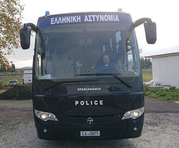 Τα σύγχρονα οχήματα της ΕΛ.ΑΣ. κατά του