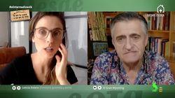 El mensaje de Leticia Dolera en 'El Intermedio' a quienes culpan al 8-M del