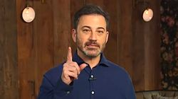 Jimmy Kimmel Feasts On Trump's 'I Cannot Tell A Lie'