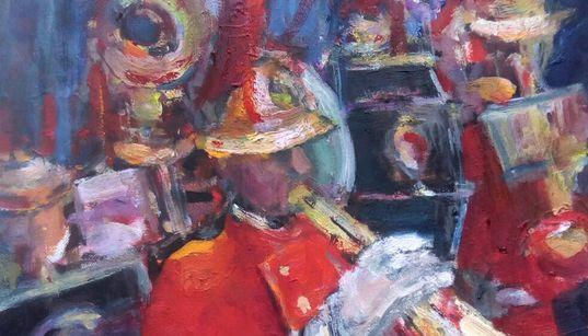 Σύγχρονοι Κερκυραίοι ζωγράφοι στέλνουν το ελπιδοφόρο μήνυμά τους για το