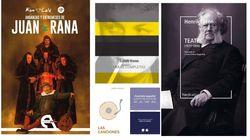 Los 5 de Antonio para el Día del Libro, porque el teatro también se
