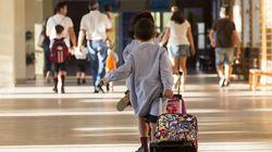 El País Vasco baraja un posible retorno a las aulas en 4º de ESO y